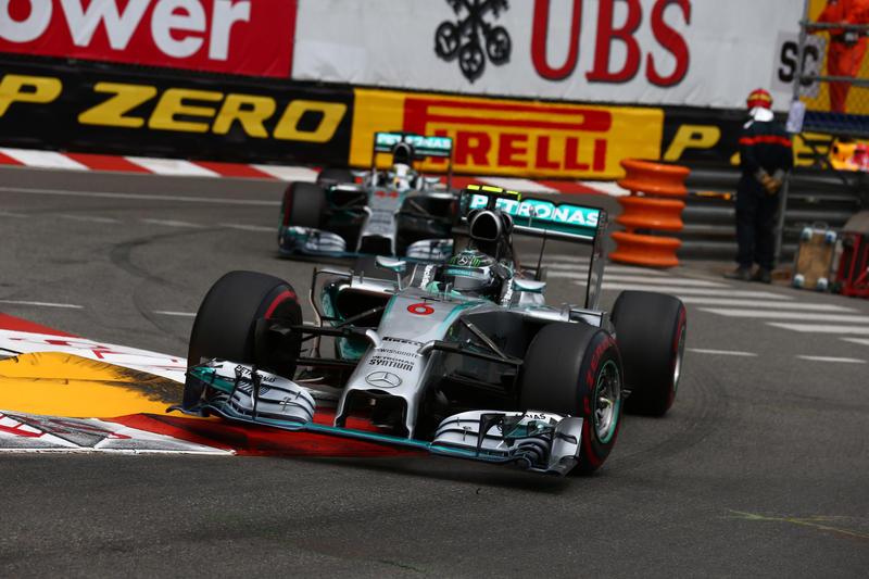 F1 GP Monaco: Rosberg re di Montecarlo