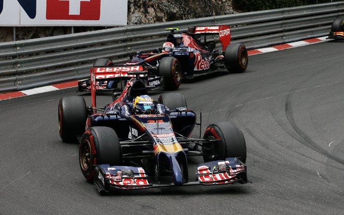 Toro Rosso: doppio ritiro nel Gran Premio di Monaco