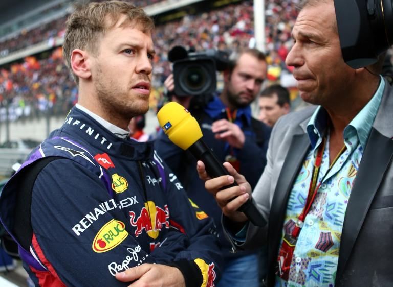 Nuovo telaio per Vettel in Spagna