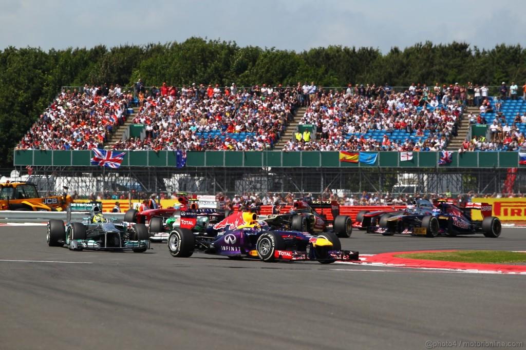 Gran Premio di Gran Bretagna 2014, Silverstone: Anteprima e Orari del Weekend