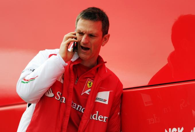 """Ferrari: Allison, """"Una battaglia che non finisce mai"""""""