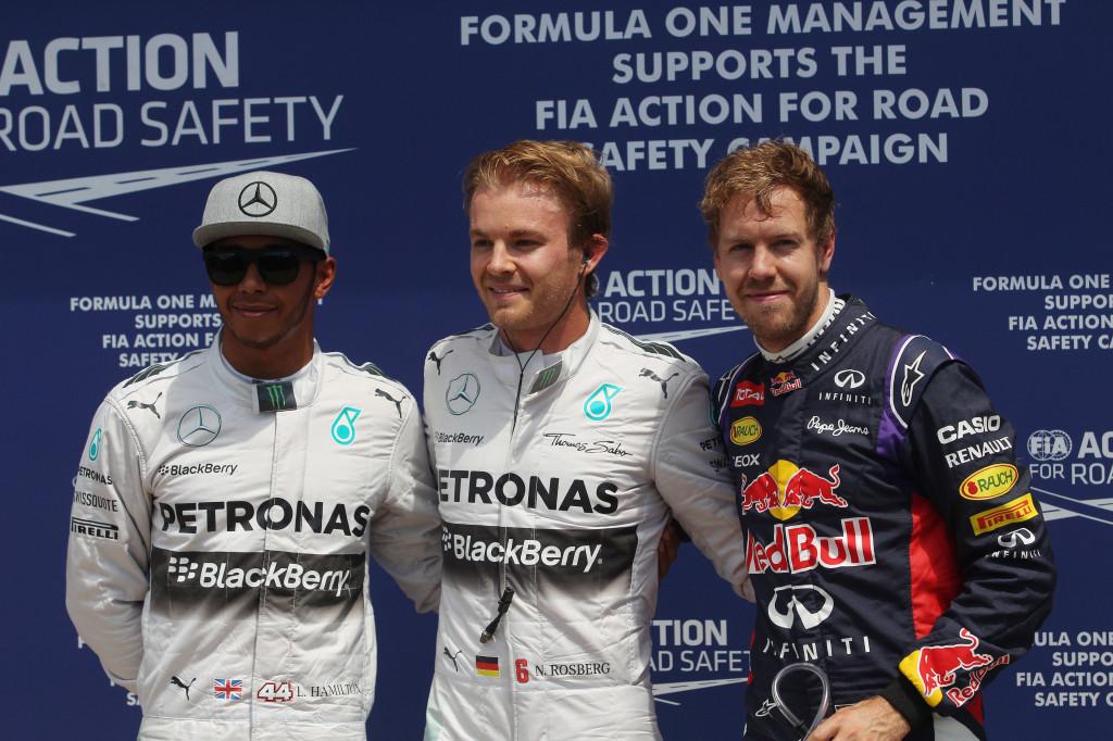 """Vettel: """"Un buonissimo risultato"""""""