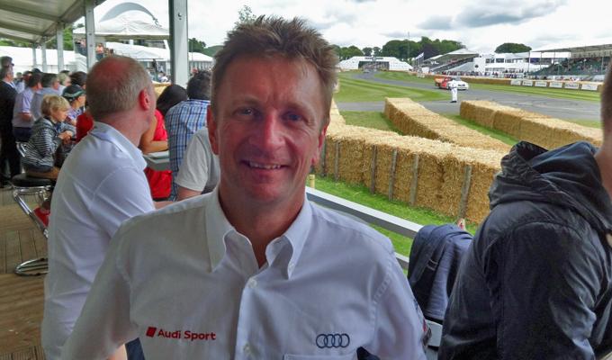 """Alan McNish: """"La Ferrari non è ancora abbastanza buona"""""""