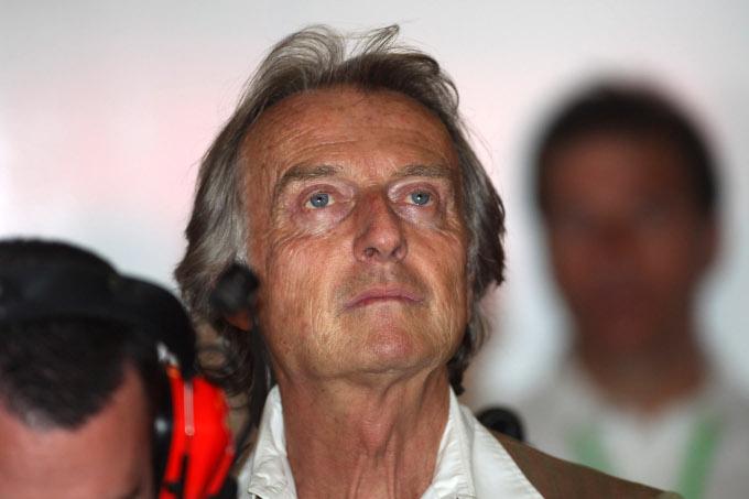 """Montezemolo: """"Mai detto di voler ritirare la Ferrari dalla F1"""""""