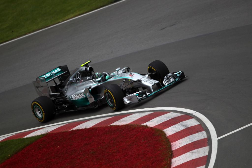 GP Canada, Qualifiche: Rosberg agguanta la pole