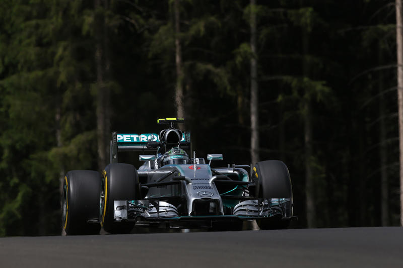 GP Austria: Rosberg vincitore in casa Red Bull