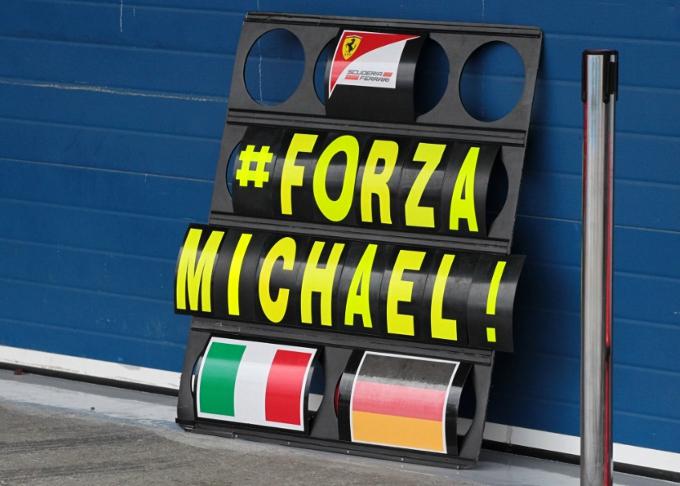 Schumacher è uscito dal coma