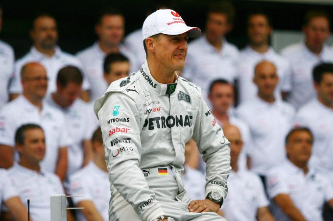 """Stampa tedesca: """"Schumacher spostato nel reparto di riabilitazione a Grenoble"""""""