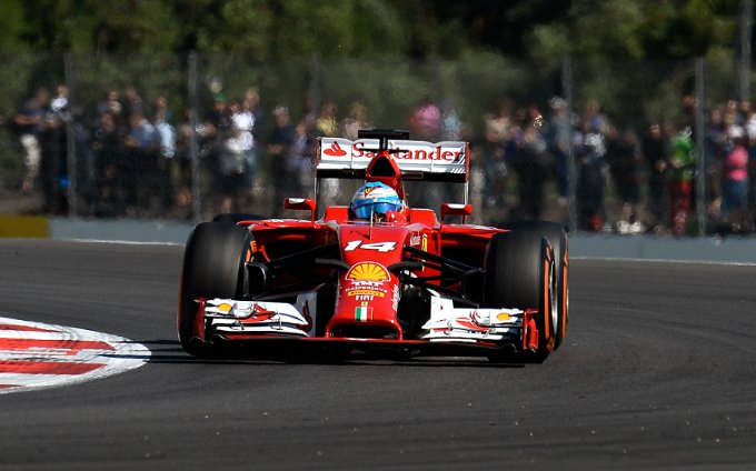 GP di Gran Bretagna – Terzo e quinto tempo per la Ferrari nelle libere