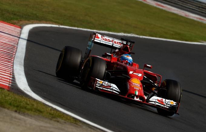 """Alonso: """"Qualifiche caotiche quelle di oggi"""""""