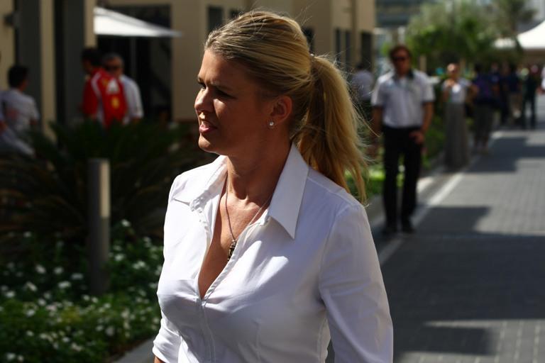 """Corinna Schumacher: """"Il peggio è passato"""""""