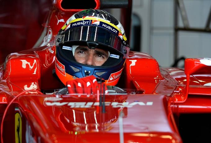 """Ferrari: De la Rosa, """"Gara ad alte temperature"""""""