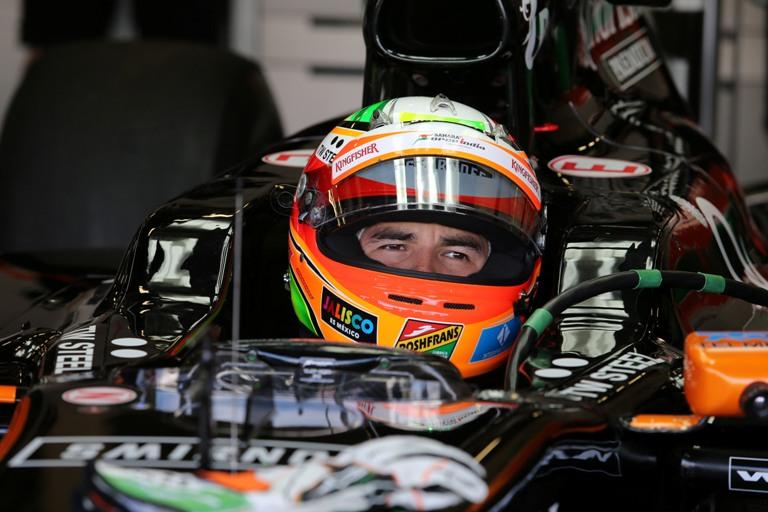 """Force India, Perez: """"Ci manca ancora qualche decimo"""""""