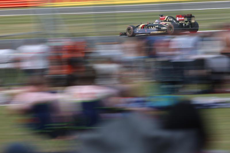 """Lotus: """"C'è ancora del potenziale da tirare fuori qui a Silverstone"""""""