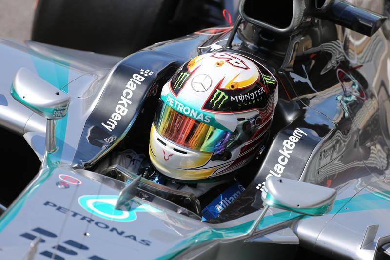 GP Gran Bretagna, Libere 2: Hamilton ai box prima della fine ma in testa