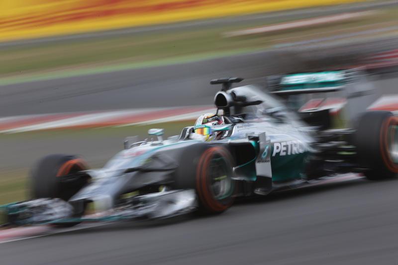 GP Gran Bretagna: Hamilton re di casa a Silverstone