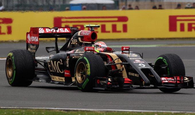 GP Gran Bretagna: Maldonado escluso dalle qualifiche