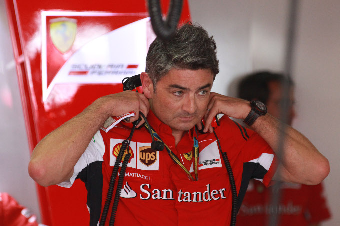 """Ferrari: Mattiacci, """"Conosciamo i punti deboli della nostra vettura"""""""