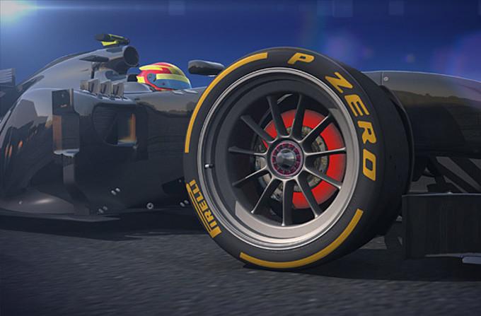 Pirelli: svelato il prototipo di gomma di F1 da 18 pollici