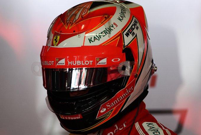 """Raikkonen: """"Vogliamo fare una bella gara e portare a casa punti importanti"""""""