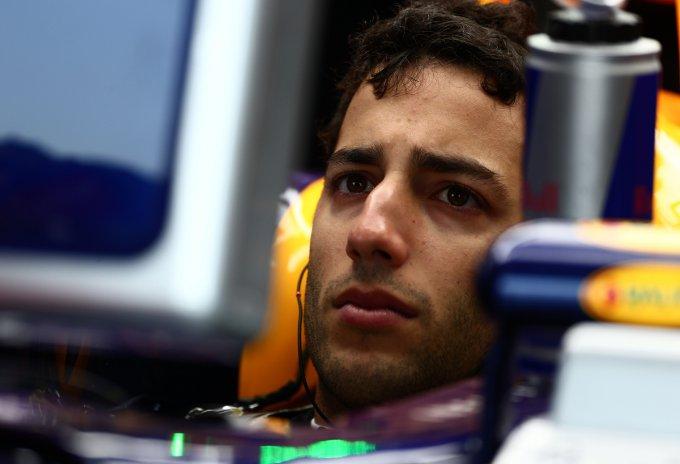 """Red Bull: Ricciardo, """"Ho fatto un errore da principiante"""""""