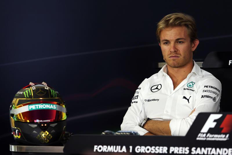 GP Germania, Libere 1: Rosberg apre le danze