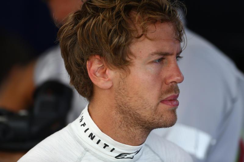 Red Bull, Vettel: voglio migliorare