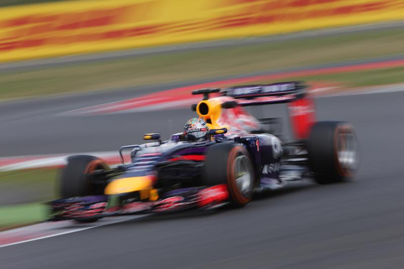 GP Gran Bretagna, Libere 3: Vettel il più veloce sotto la pioggia