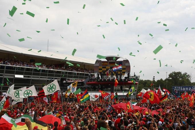 Monza, addio Parabolica: l'ultima curva è stata asfaltata!