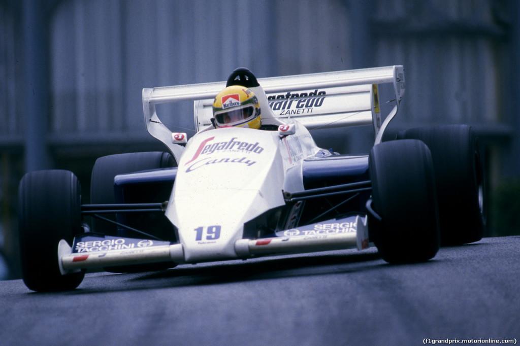 Ayrton Senna e la stagione 1984 – Parte terza