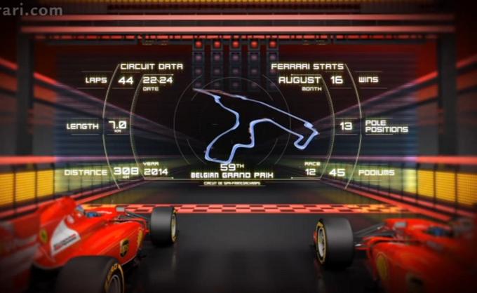 """Ferrari: Raikkonen, """"Spa è probabilmente la mia pista preferita"""""""
