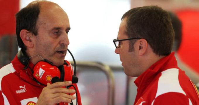 Ferrari, Luca Marmorini verso la Renault Sport