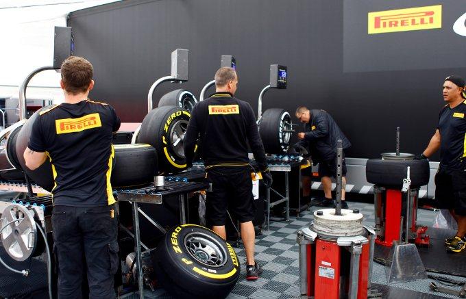 Pirelli: Cinturato intermedio e Wet protagonisti nelle qualifiche a Spa