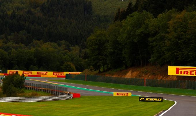 Pirelli: Il circuito di Spa-Francorchamps tra i piu' impegnativi della stagione