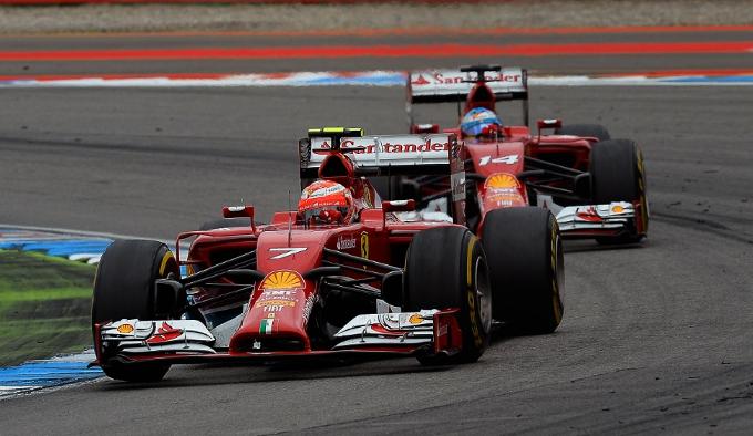 Ferrari: il Mondiale riparte da Spa-Francorchamps