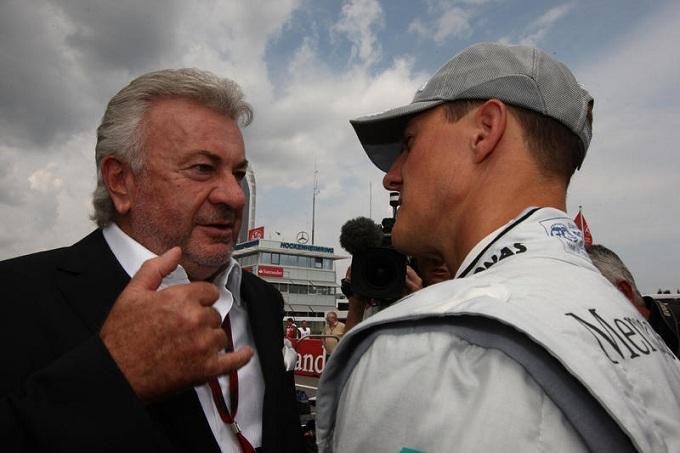 """Willi Weber: """"I piloti di Formula 1 di oggi sono tutti dei bambini"""""""