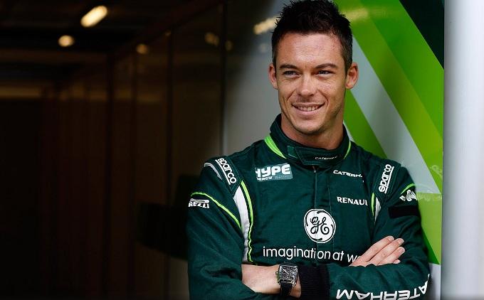 GP Italia 2014, Lotterer ancora sulla Caterham a Monza?