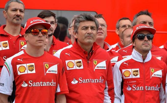 """Marchionne: """"Alonso e Raikkonen continueranno con la Ferrari anche nel 2015"""""""