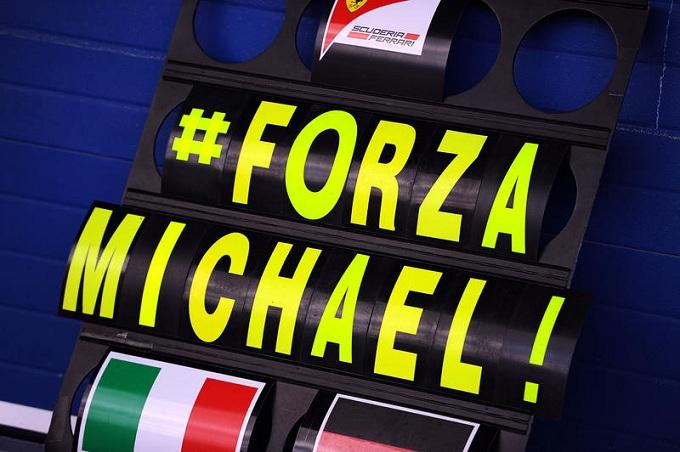 Schumacher trasferito a casa per continuare la riabilitazione in un ambiente famigliare