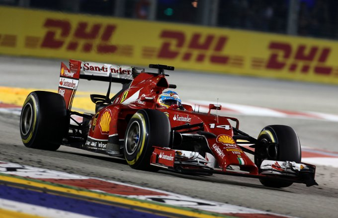 Gran Premio di Singapore: per la Ferrari occasione sfumata