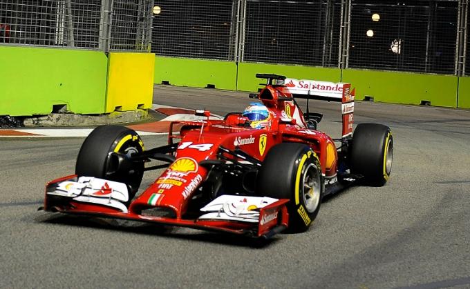 GP Singapore – Ferrari: Secondo e quarto tempo dopo le libere 2