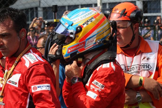 GP d'Italia – Monza amara per la Scuderia Ferrari