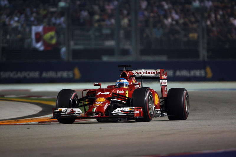 """Alonso: """"Sono soddisfatto di questo weekend"""""""