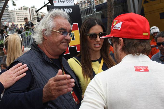Briatore vuole portare Alonso in Lotus per il 2015?