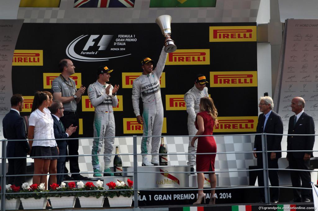 Le pagelle del Gran Premio d'Italia