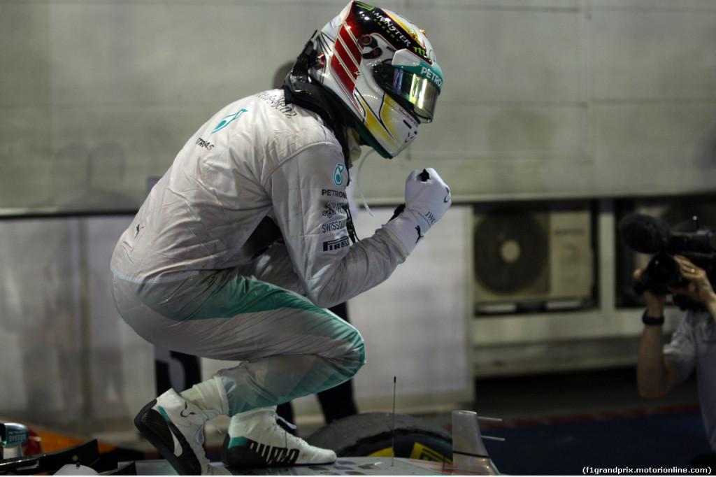 """""""Le pagelle del Gran Premio di Singapore"""""""