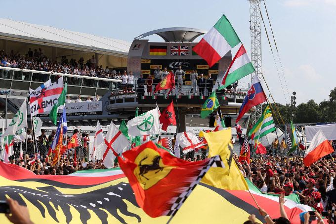 Pagellonze del GP Italia