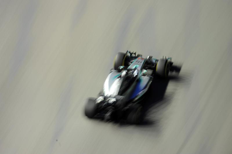 GP Singapore, Prove Libere 2: Hamilton il più veloce