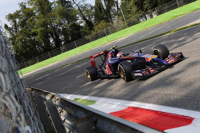 GP Italia: Kvyat penalizzato per la sostituzione del motore