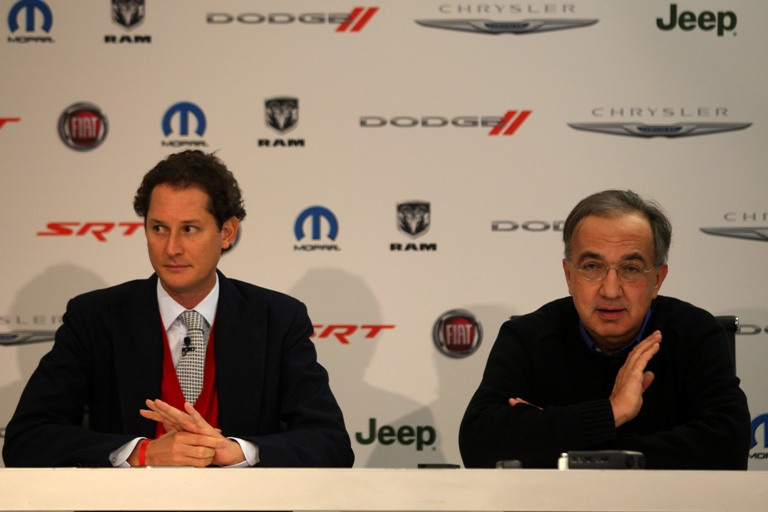 Marchionne nuovo Presidente Ferrari